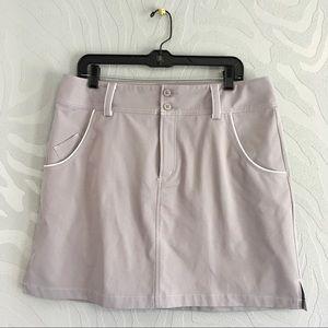 Adidas Grey ClimaCool golf or tennis Skirt Size 12